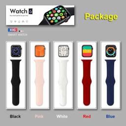 Relógio Smartwatch IWO X16 Whatch 6