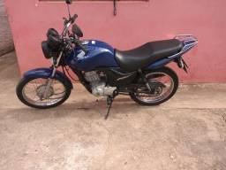 Fan125 ano 2010