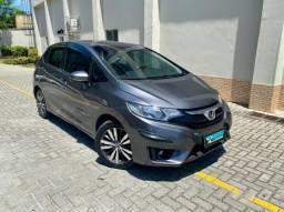 Honda Fit EXL financio! Único dono top de linha
