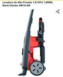 Lavadora de Alta Pressão Black+Decker BW16-BR<br><br>