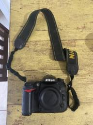 Corpo Nikon D7000