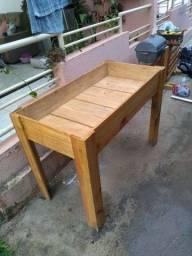 Mesa para horta