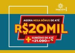 Com Mega Bônus de 20 Mil Venha garantir o seu !!