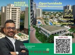 Título do anúncio: Parque Tropical | 3 suítes | Melhor empreendimento | Patamares | 2 Vagas | Oportunidade