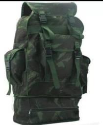 Mochila Camuflada Exército