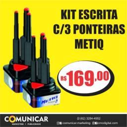 Kit Escrita c/3 Ponteiras