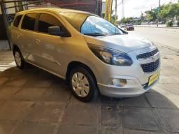 Chevrolet/Spin 1.8 LS 5 lugares 2018 completa  ipva pago Carro extra, preço de oferta!?