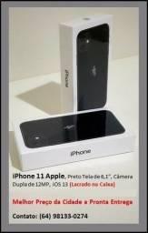 Iphone 11 (Novo)