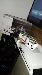 Xbox one S 1 tera novíssimo
