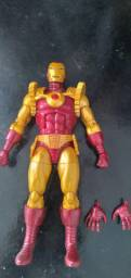 Lote Iron Man Marvel Legends Hasbro