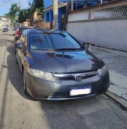 Honda Civic LXS 1.8 2007 GNV