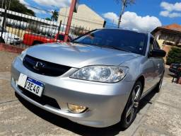Civic Turbo 1.7 LX - 2006 - TOP!