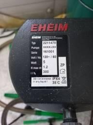 Filtro canister aquario EHEIM 300l/h