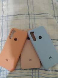 Capinhas para Xiaomi Redmi Note 8.
