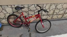 Bicicleta Aro 20 pronta para uso