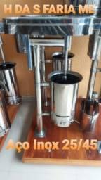 Título do anúncio: H Da S Faria ME Fabrica de maquinas em aço inox Açai.