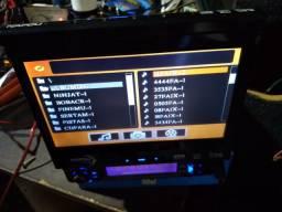 DVD retrátil Napoli USB