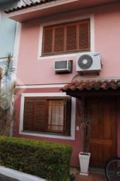 Casa de condomínio à venda com 2 dormitórios em Espírito santo, Porto alegre cod:213837
