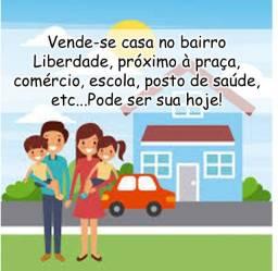 Vende-se casa no bairro liberdade - Parauapebas/PA