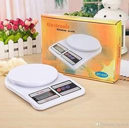 Balança digital 10kg para cozinha, ac. cartões e entregamos, consulte entrega