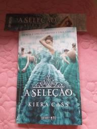 A seleção (kiera Cass)