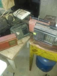 Rádio motoradio antigo para coleciomador
