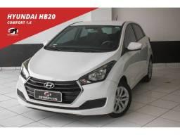 Hyundai HB20 Comfort Plus 1.6 2018