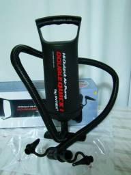Bomba De Ar (manual) Double Quick I - Intex R$ 25,00