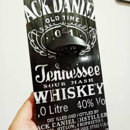 Abridor de garrafa personalizado Jack Daniels