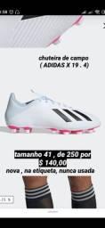 Chuteira Adidas X original na caixa