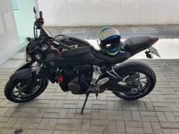 Título do anúncio: Moto Yamaha MT 07 2017