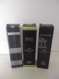 Vendo 3 perfumes masculinos Amakha