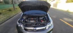 Civic 2013 automático baixa km