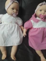 Lote de bonecas conservada