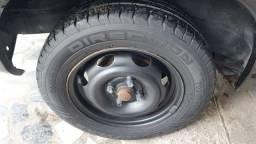Troco aro 13 em aro 14 já com pneus