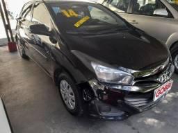 Hyundai / HB 20 1.6 Confort Plus 16V 2014 Preta