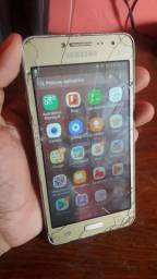 Celular J2 PRIME 16GB (QUEBRA GALHO)