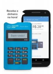 Maquininha de Cartão Mercado Pago Point Mini