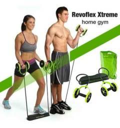 Revoflex - Aparelho de Exercícios Múltiplos ?: