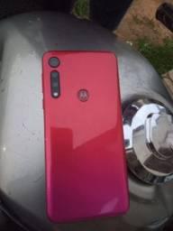 Vendo Celular Moto G8 Play Novinho