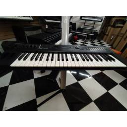 Teclado sintetizador yamaha mx 49