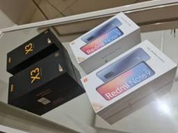 Celular Xiaomi Poco e Note 9 Lacrados