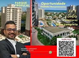Título do anúncio: Parque Tropical | 2 Vagas | 3 suítes | Melhor empreendimento | Patamares | Oportunidade