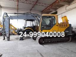 Escavadeira volvo ec140 140 cat 312d 312 r140 hyundai ano 2014