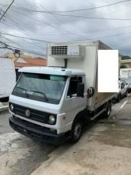 Título do anúncio: Caminhão Baú 10160 Refrigerado 2013