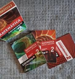 Box de livros Matemática conect