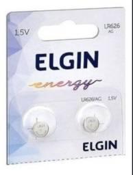 Bateria alcalina LR626 AG 1.5V Elgin