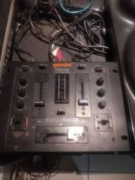 Mixer Gemini Scratch master pmx 15a