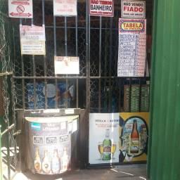 Grade de distribuidora com Portão e tambor