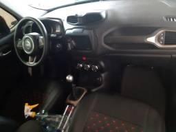 Jeep 1.8 câmbio manoal 2018/2018 km 46.000